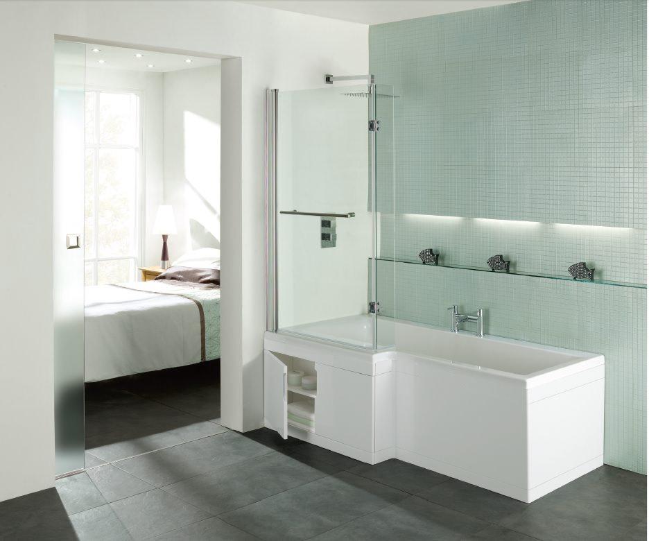 ARTESAN Eco Cube 21CESB G Shower Bath