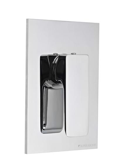Elate manual bath shower valve T241702